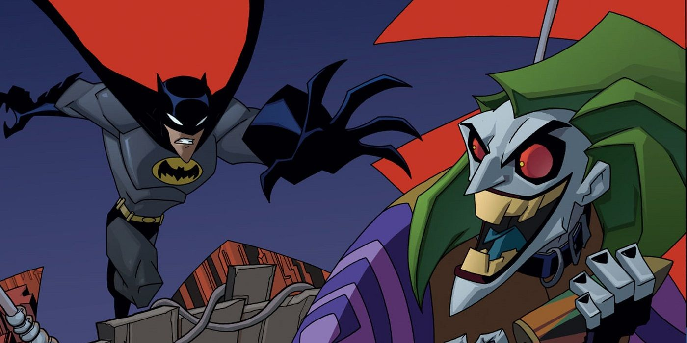 Batman's Most Underrated Cartoon Began 15 Years Ago | CBR