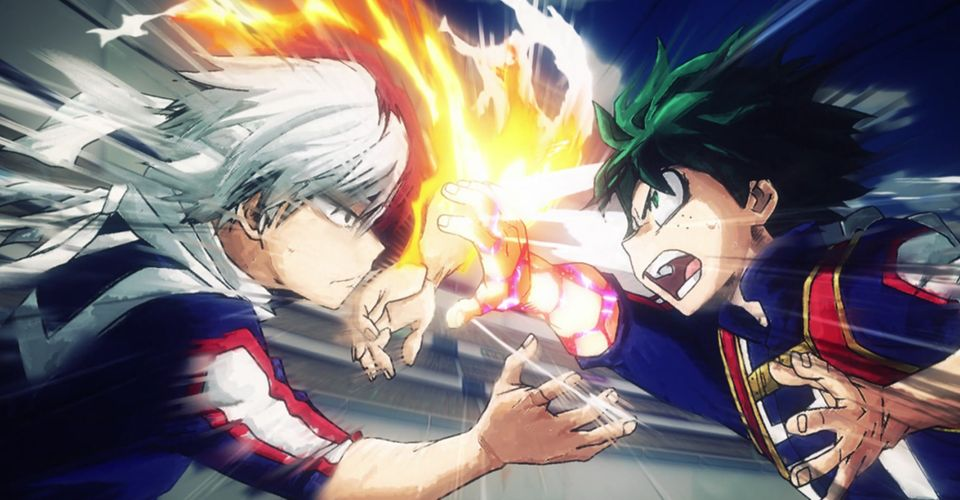 My Hero Academia Deku S Best Fights Ranked Cbr