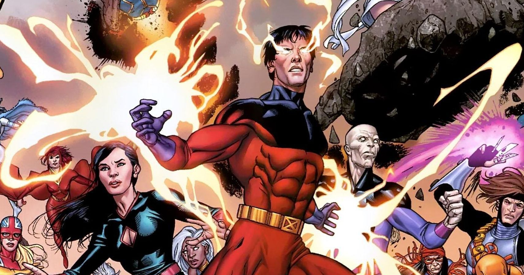 X-Men: 10 Things Fans Should Know About Vulcan, The Third Summers Brother