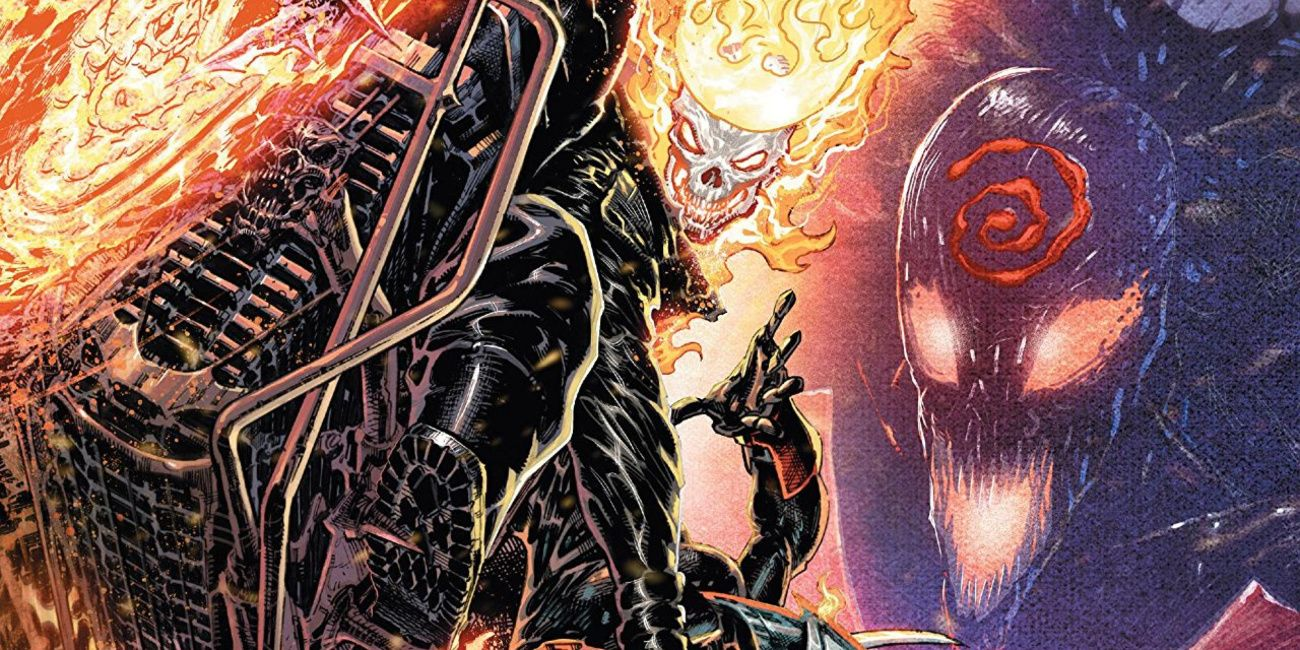 Carnage Just Became a Ghost Rider - and He Looks Like Hell | CBR