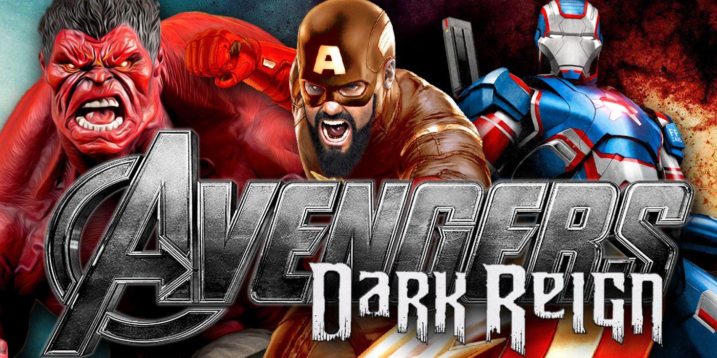 The Dark Avengers in the MCU Can Still Work | CBR
