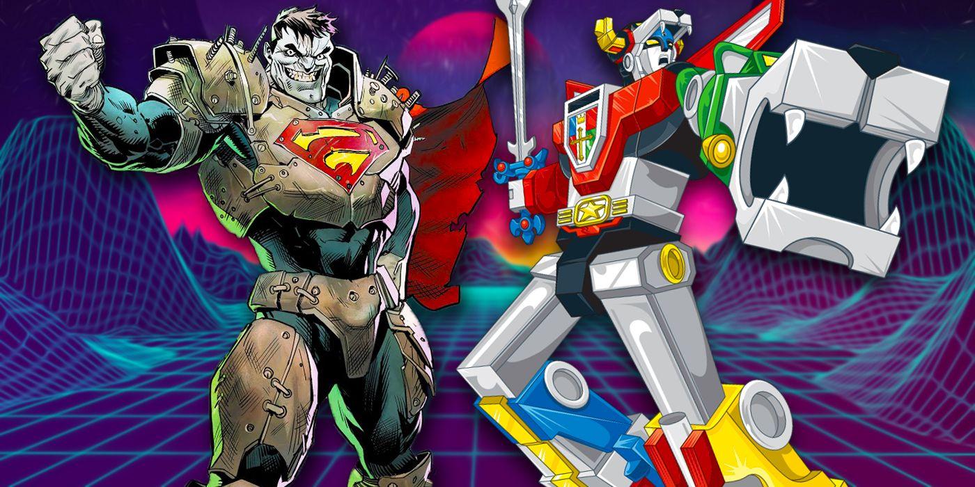 Bizarro Forces the DC Universe to Form Voltron | CBR