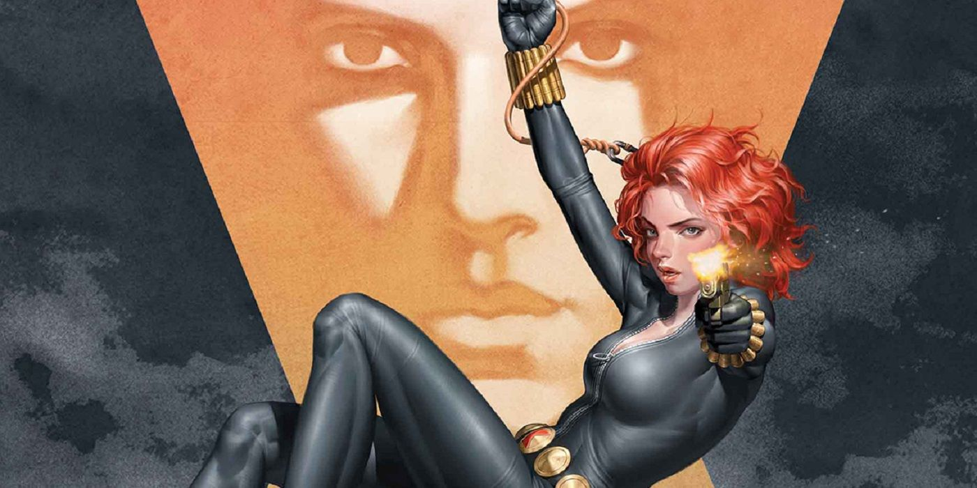 When Did Black Widow's Hair Become Red?   CBR