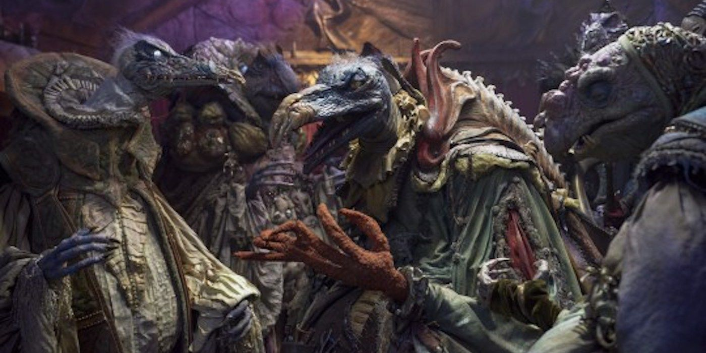 The Dark Crystal: Age of Resistance Makes Chamberlain An Even Better Villain