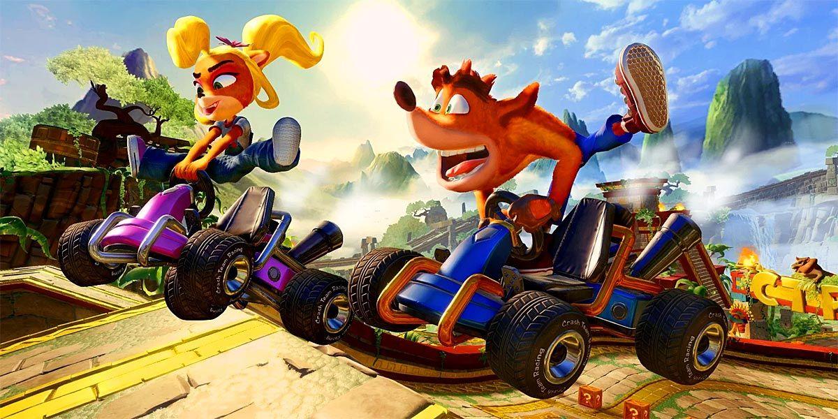 Crash Bandicoot's 20-Year Racing Career | CBR
