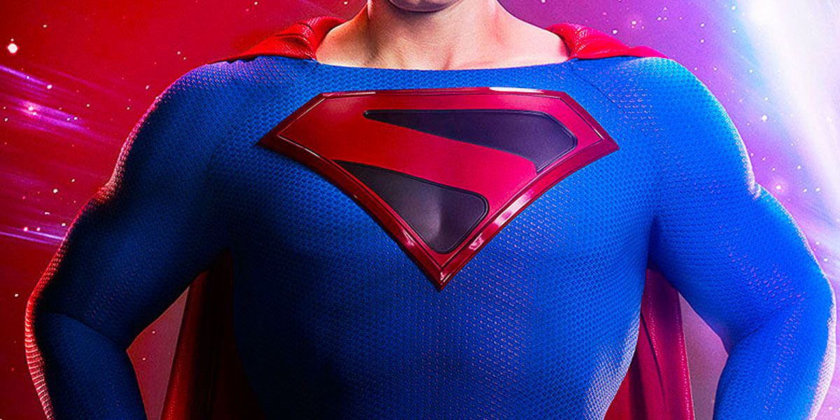 Crisis: Brandon Routh Shows Off His Guns of Steel in BTS Photo