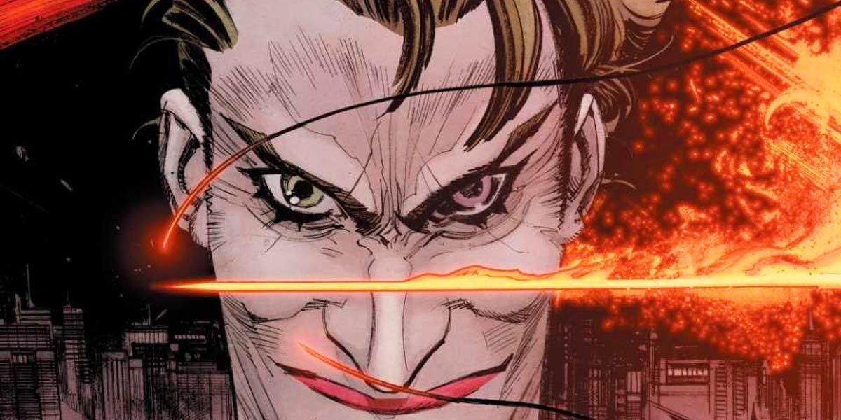 Joker's Origin Is Finally Revealed in Batman: Curse of the White Knight
