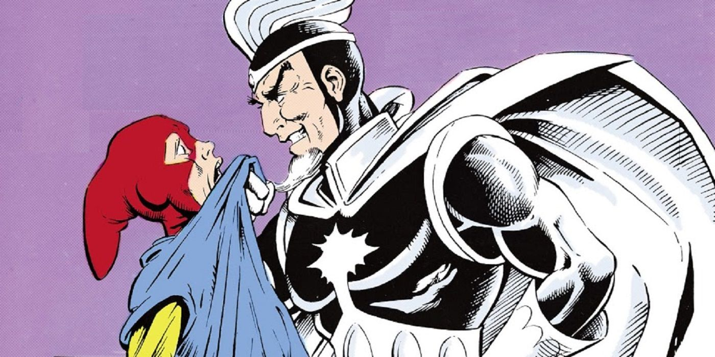 When Doctor Light Couldn't Even Defeat a Group of Non-Powered Teens!