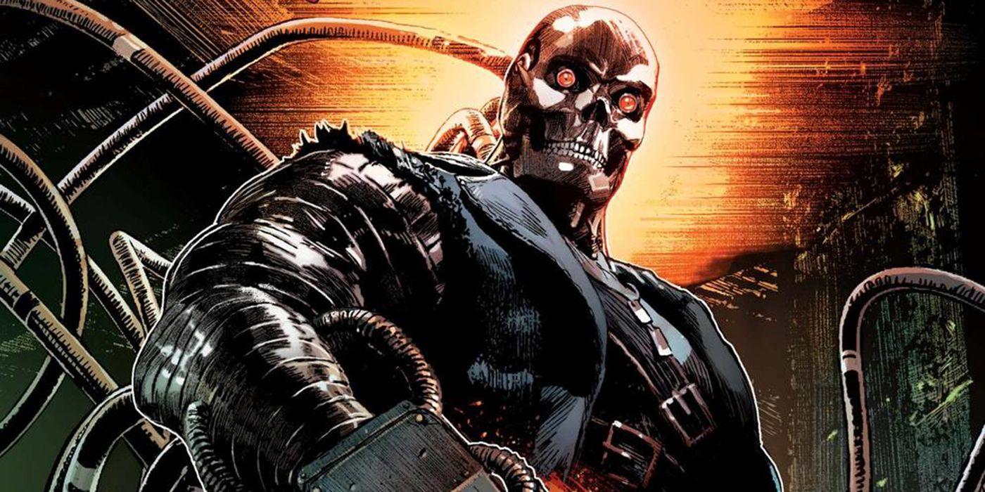 Marvel's Ghost Rider 2099 Returns in New Comic | CBR
