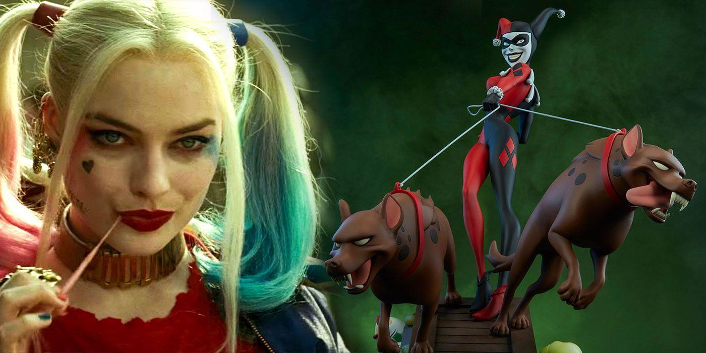 Birds Of Prey Movie May Introduce Harley Quinn S Hyenas Cbr