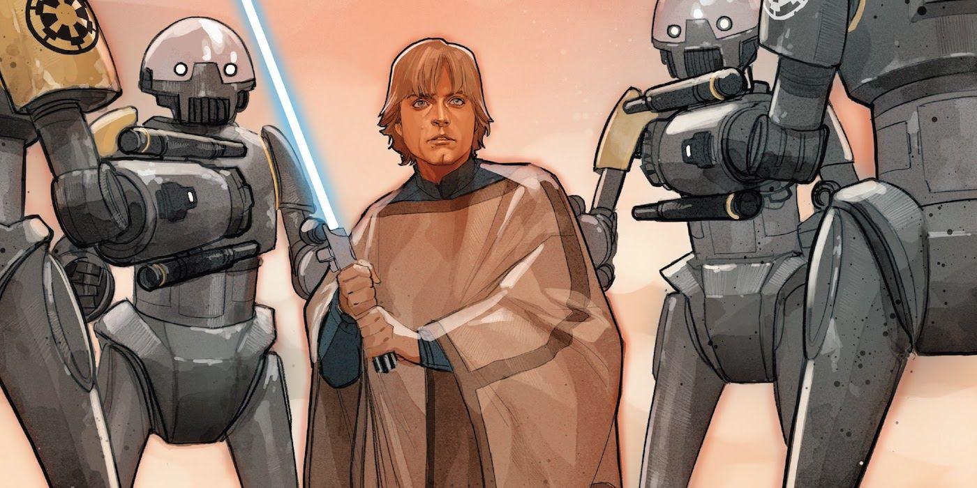 Marvel's Star Wars Just Gave Luke Skywalker a Major Rogue One Connection