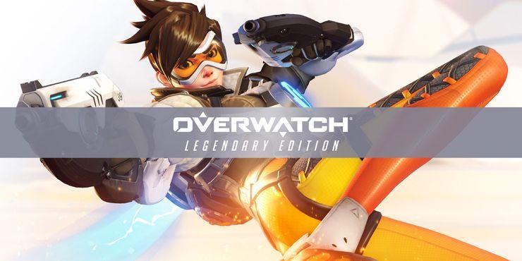 Overwatch Animation W Ton