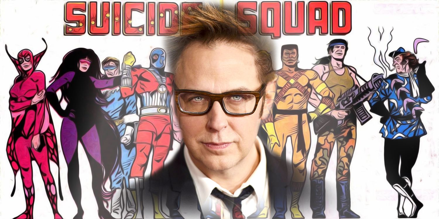 The Suicide Squad Set Photos Reveal First Look at James Gunn's New Team