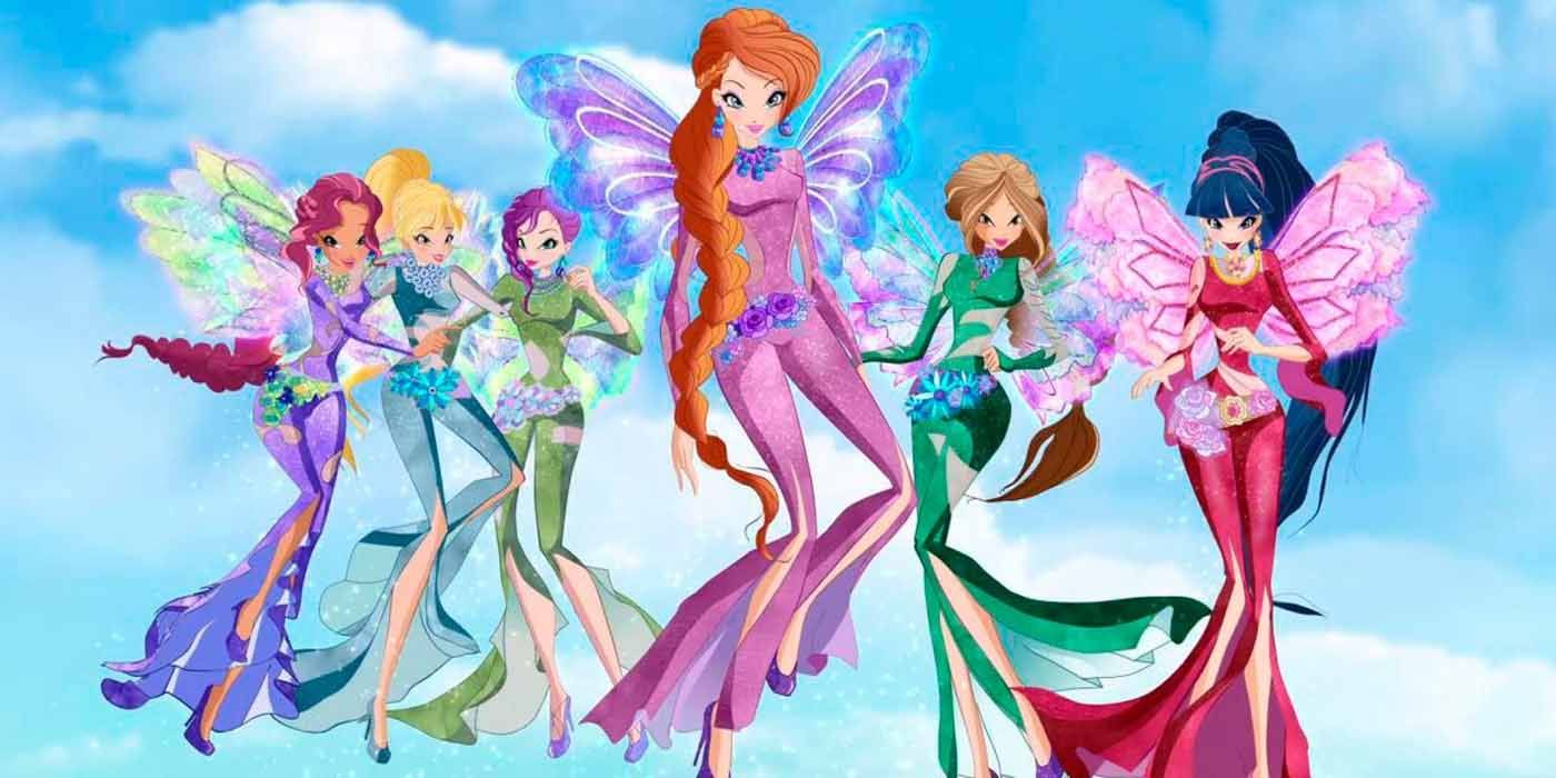 Netflix Adapting Winx Club Saga as a Live-Action YA Series | CBR
