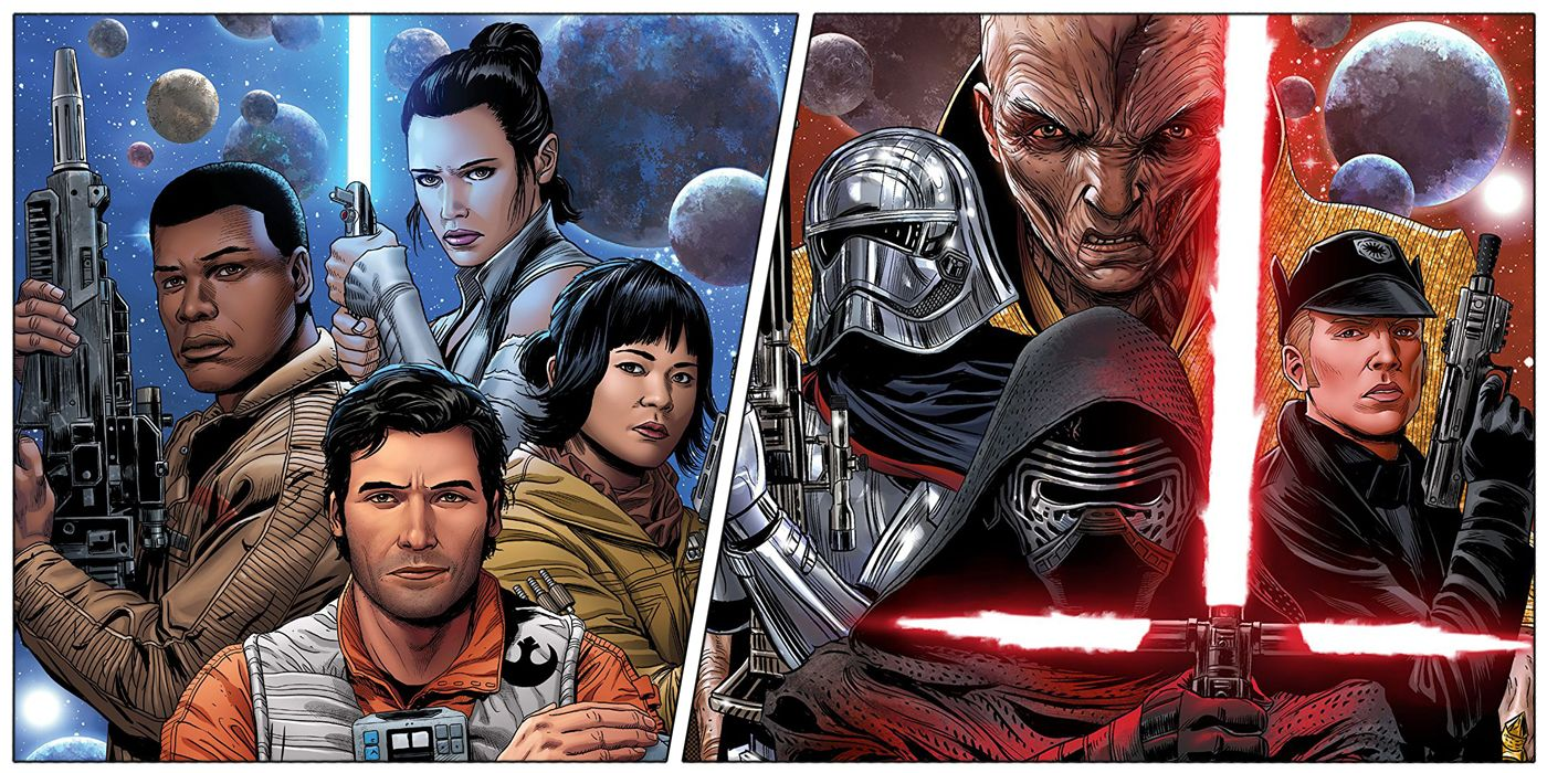 Star Wars 10 Comics To Prepare For The Rise Of Skywalker Cbr