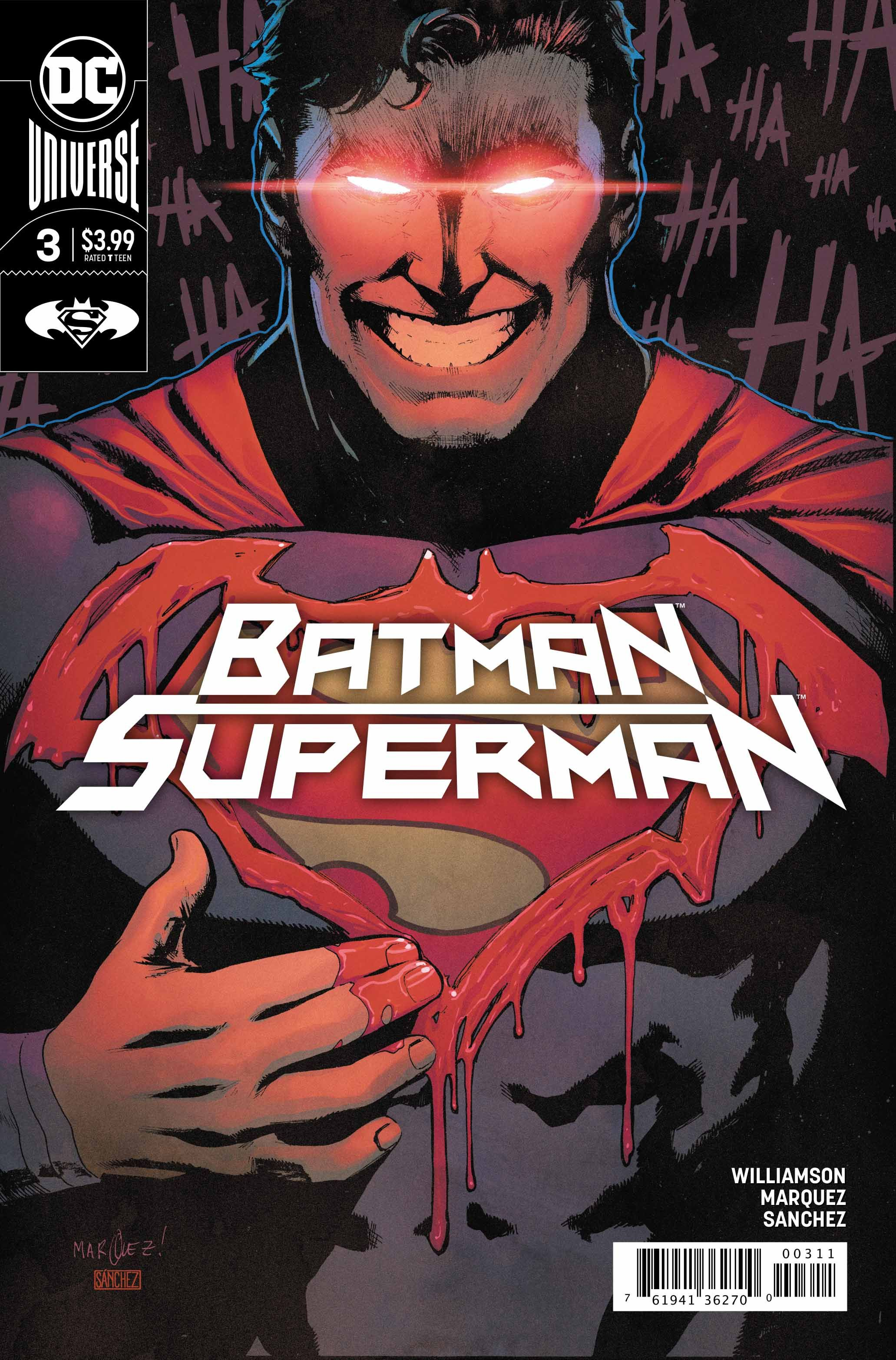 PREVIEW: Batman/Superman #3 | CBR