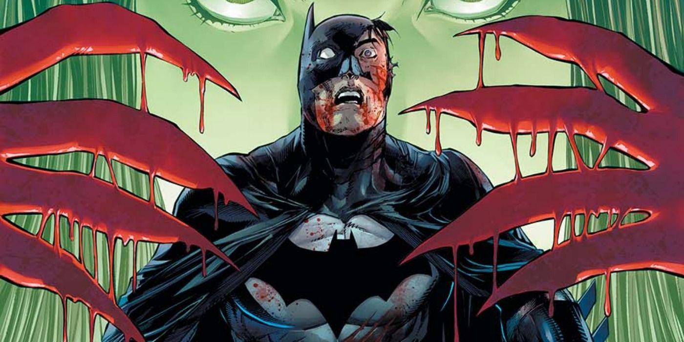 Batman's Most Underrated Villain Is Now An Overpowered Savage