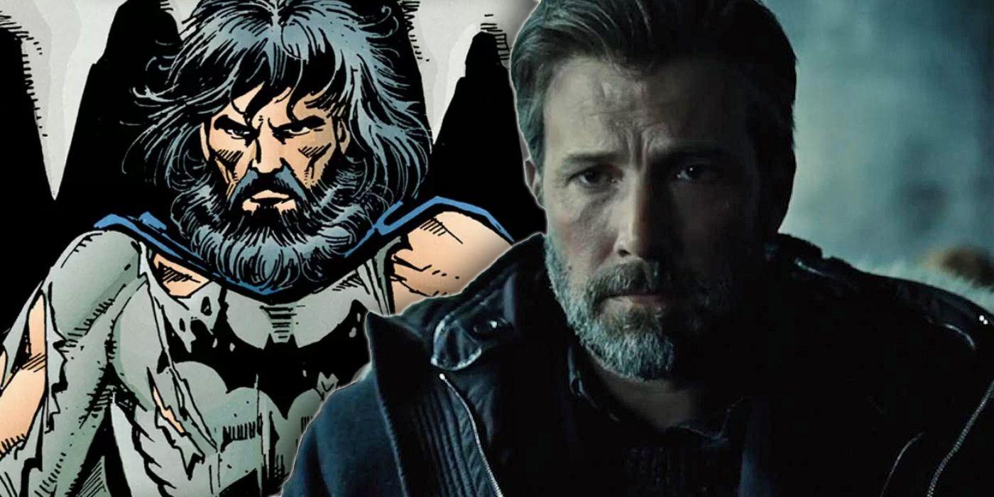 Batman: What Does Bruce Wayne Look Like With a Beard? | CBR