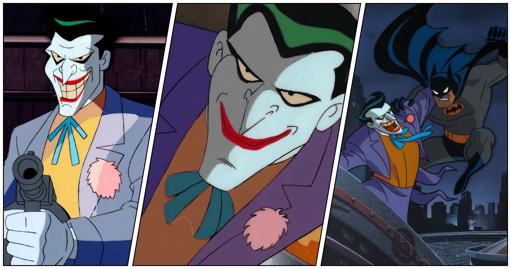 Batman: The Animated Series: The 10 Best Joker Episodes, Ranked