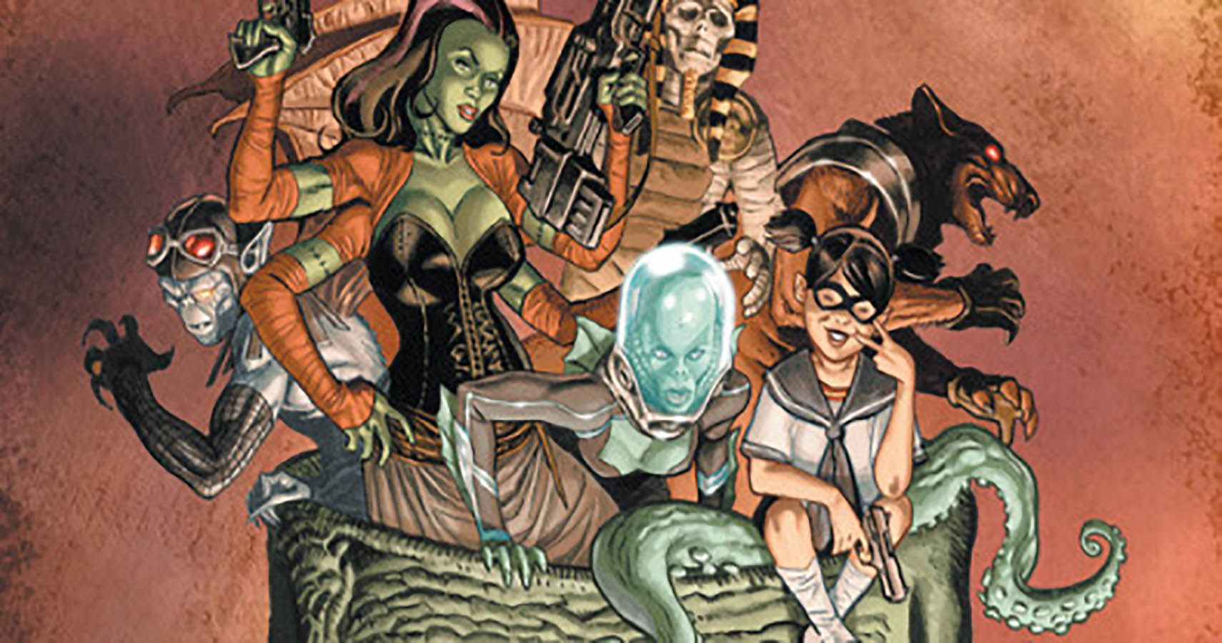 DC: 10 Weird Facts About The Creature Commandos   CBR