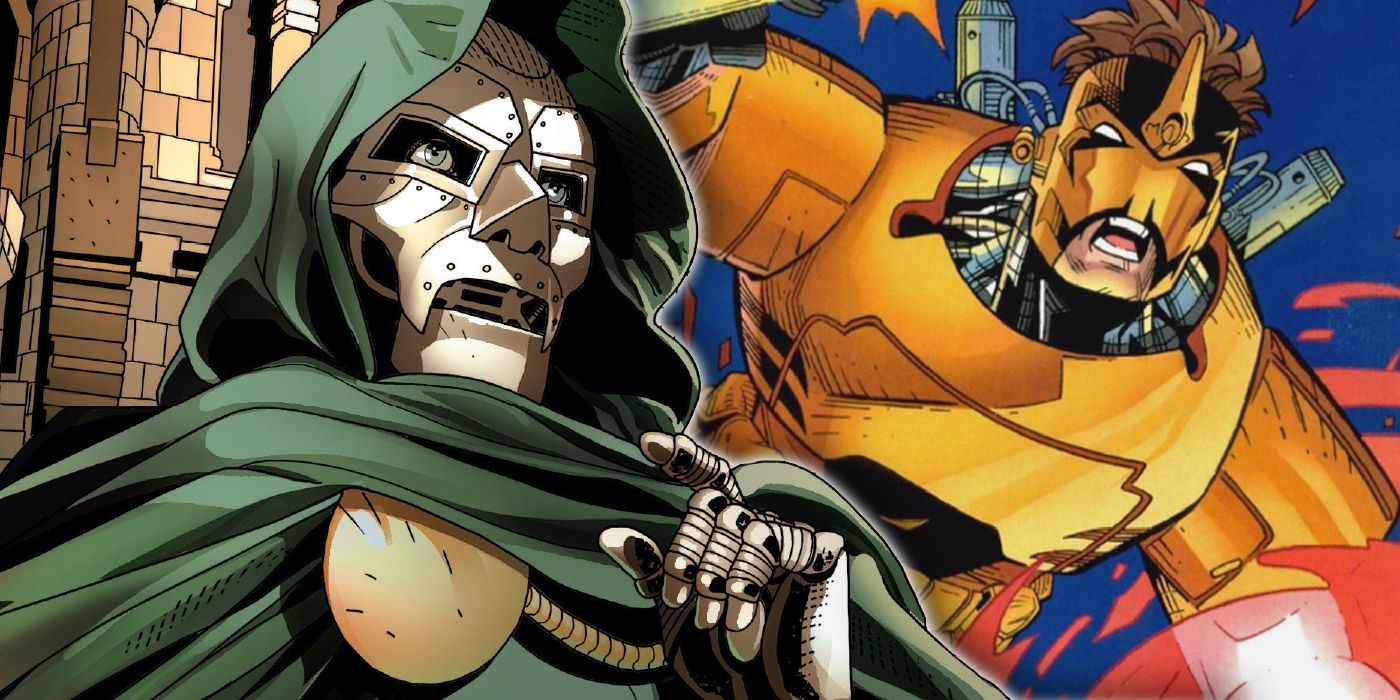 Doctor Doom: A Weapon X Mutant Returns to Take on the Marvel Villain