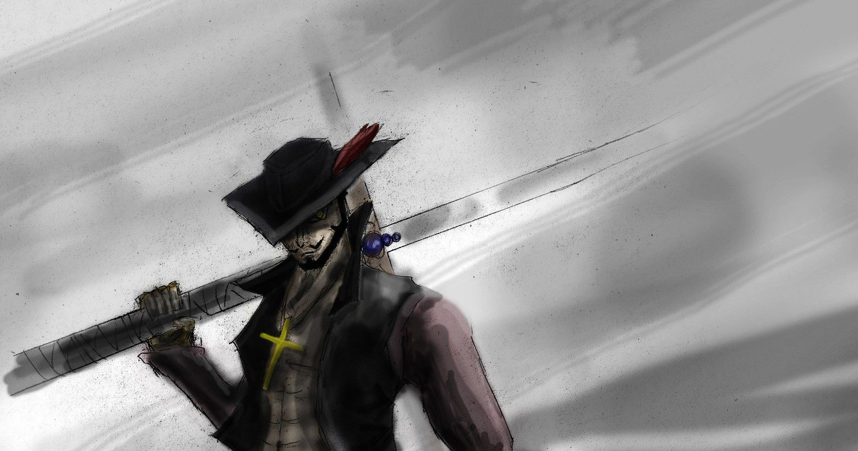 One Piece: 5 Characters That Mihawk Can Beat (& 5 He Can't ...