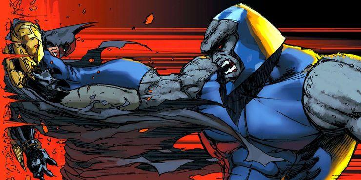 Everytime The Darkseid Chooses To Spare Batman - 10 Decisiones morales cuestionables que Superman ha tomado en los cómics