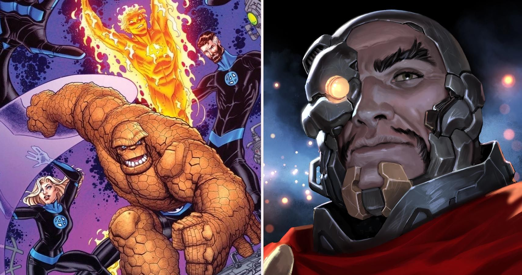 Fantastic Four: 10 Villains That Completely Disappeared From The Comics