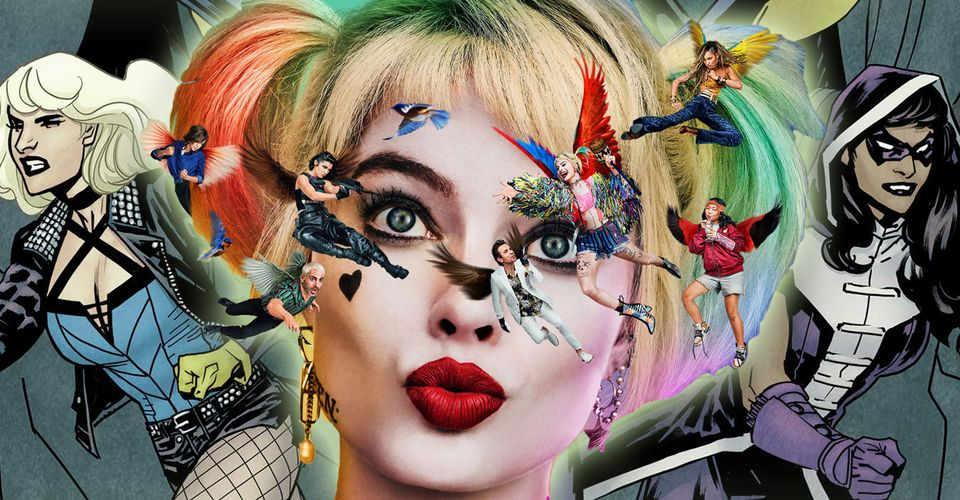 Birds Of Prey Why Harley Quinn Took Batgirl S Place On The Dc Team