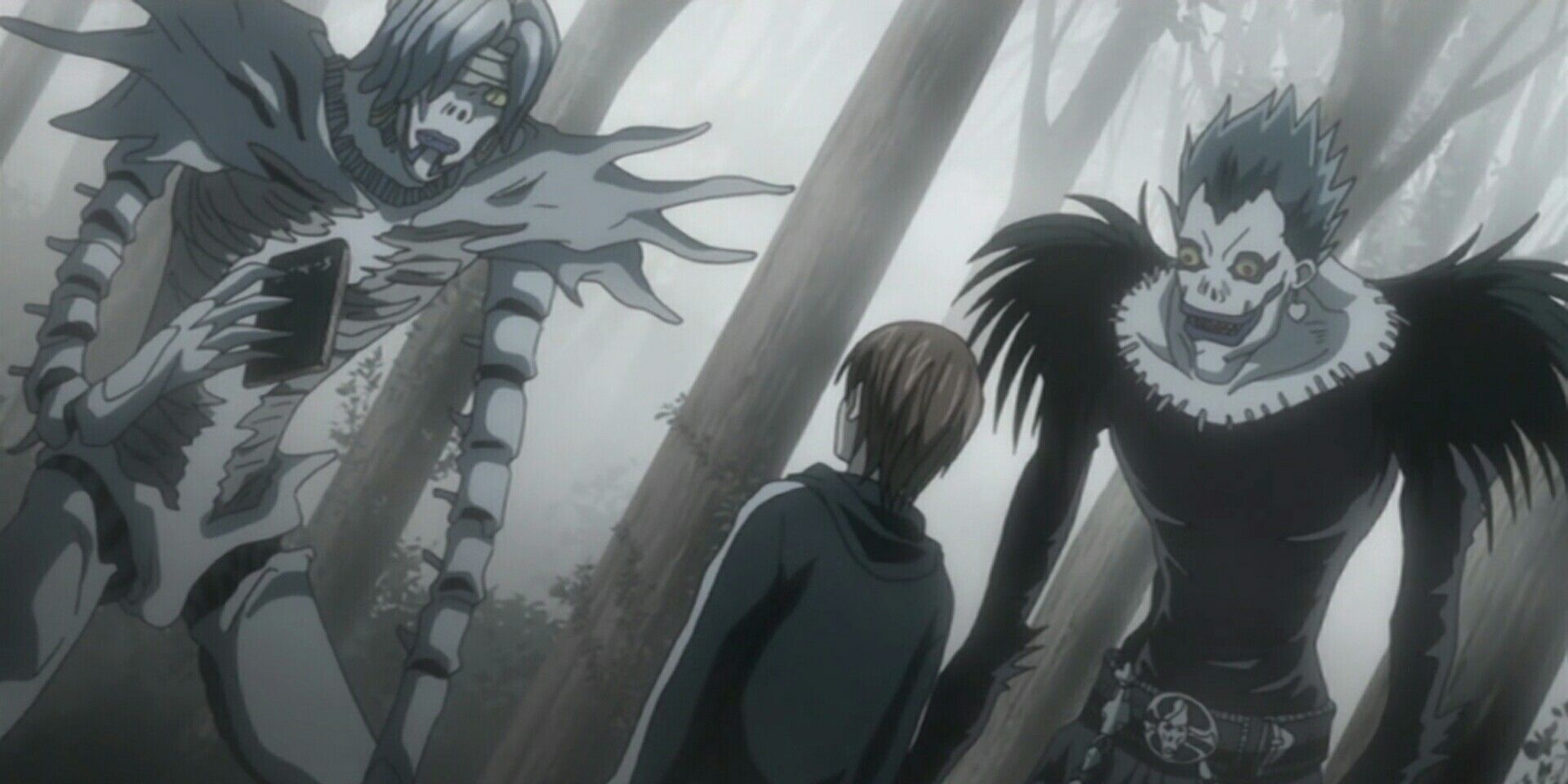 Death Note 10 Things That Make No Sense About Ryuk Cbr