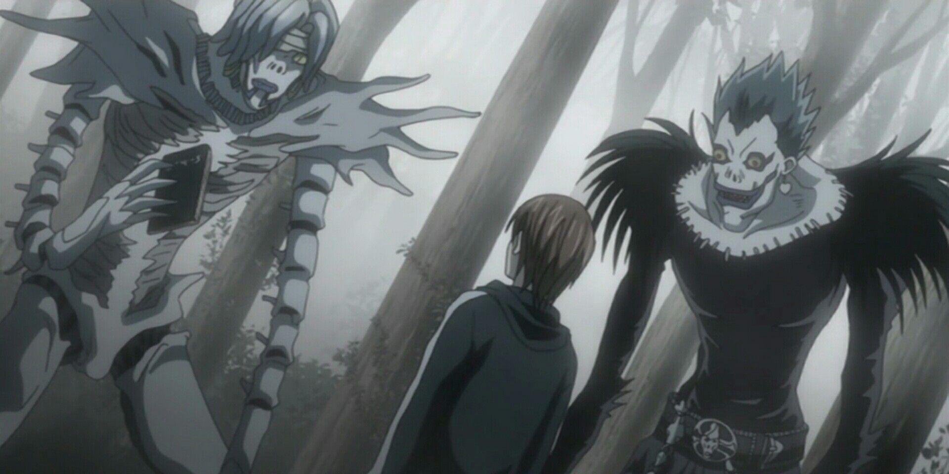 Death Note 10 Things That Make No Sense About Ryuk Cbr
