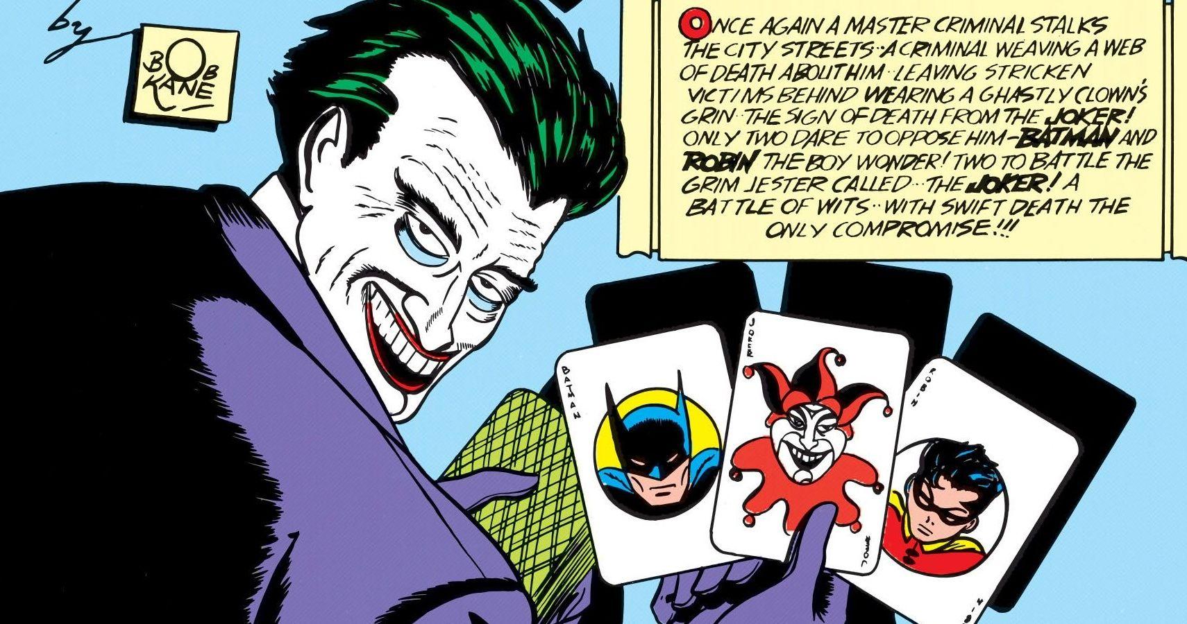 10 Different Versions Of DC Comics' Joker | CBR