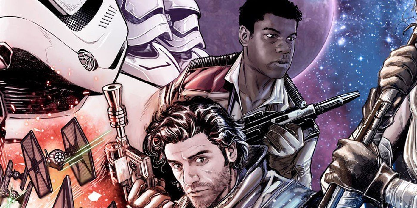 Star Wars Makes Poe Dameron and Finn the Galaxy's Dynamic Duo