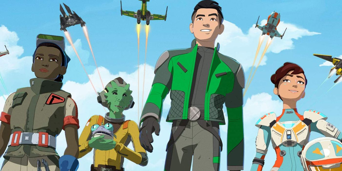 Why Star Wars Resistance Is Ending After Only Two Seasons | CBR