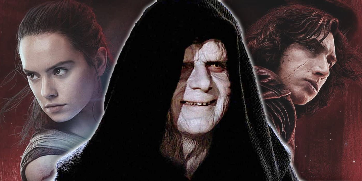 What Nobody Realized About Palpatine's Rise of Skywalker Return