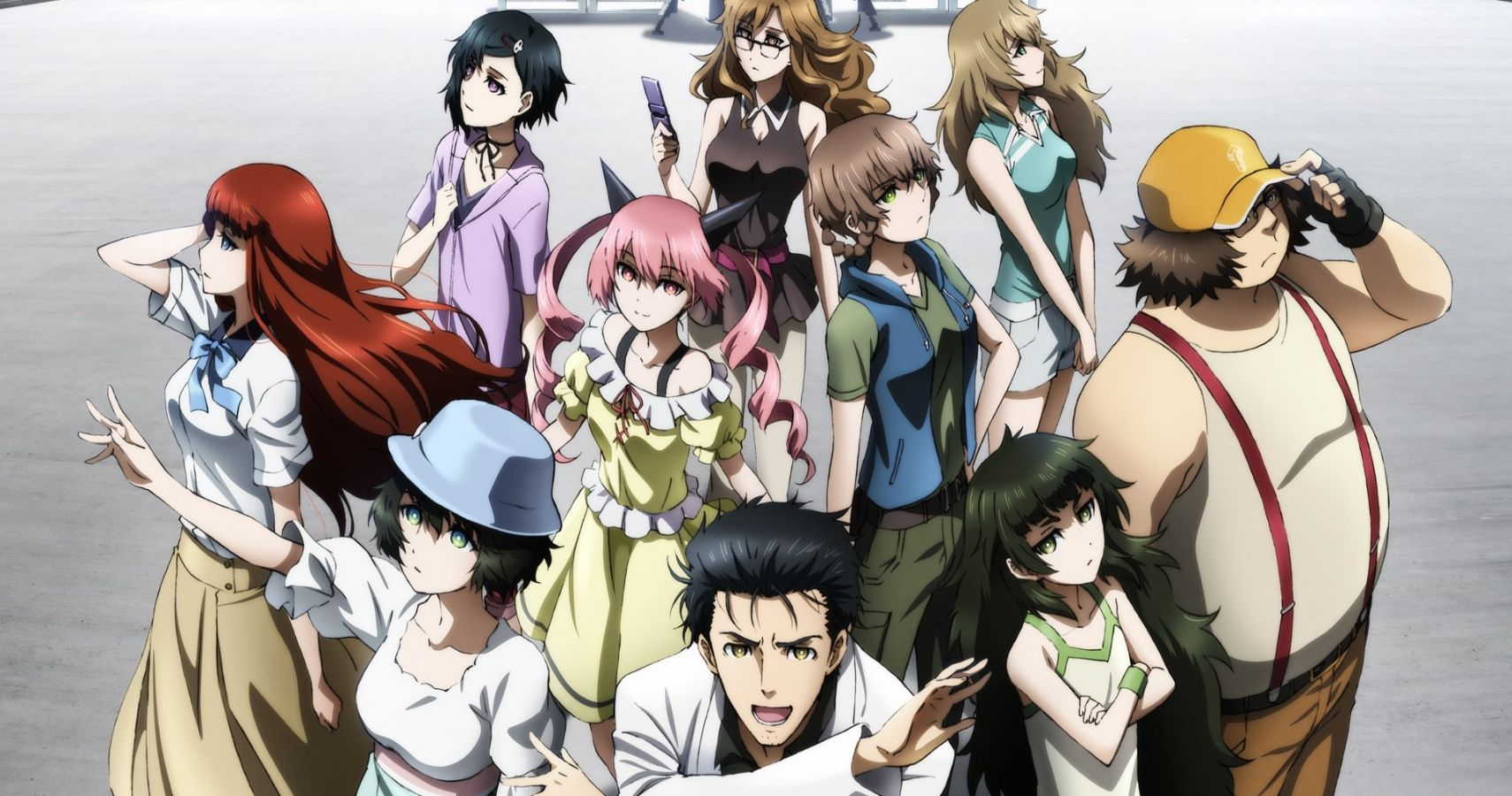 10 Anime to Watch If You Love Steins;Gate | CBR