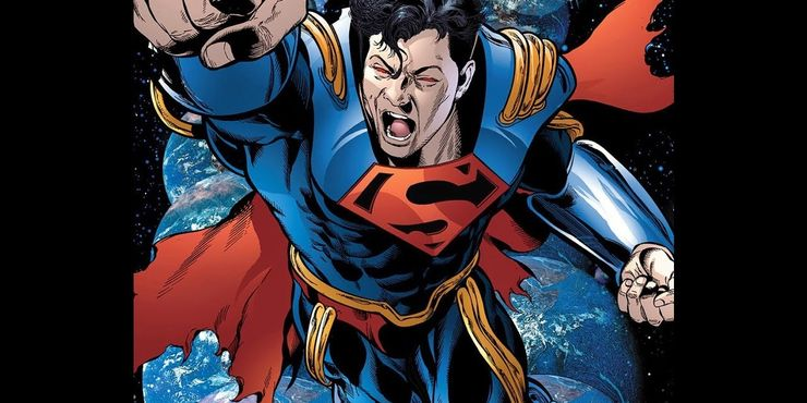 Superboy Prime Cropped - Las 10 versiones más malvadas de Superman