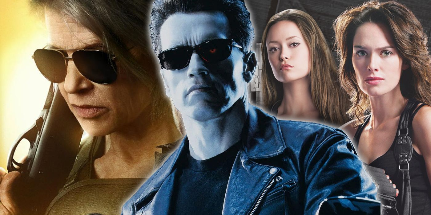 The Terminator: Every Movie and TV Timeline, Explained