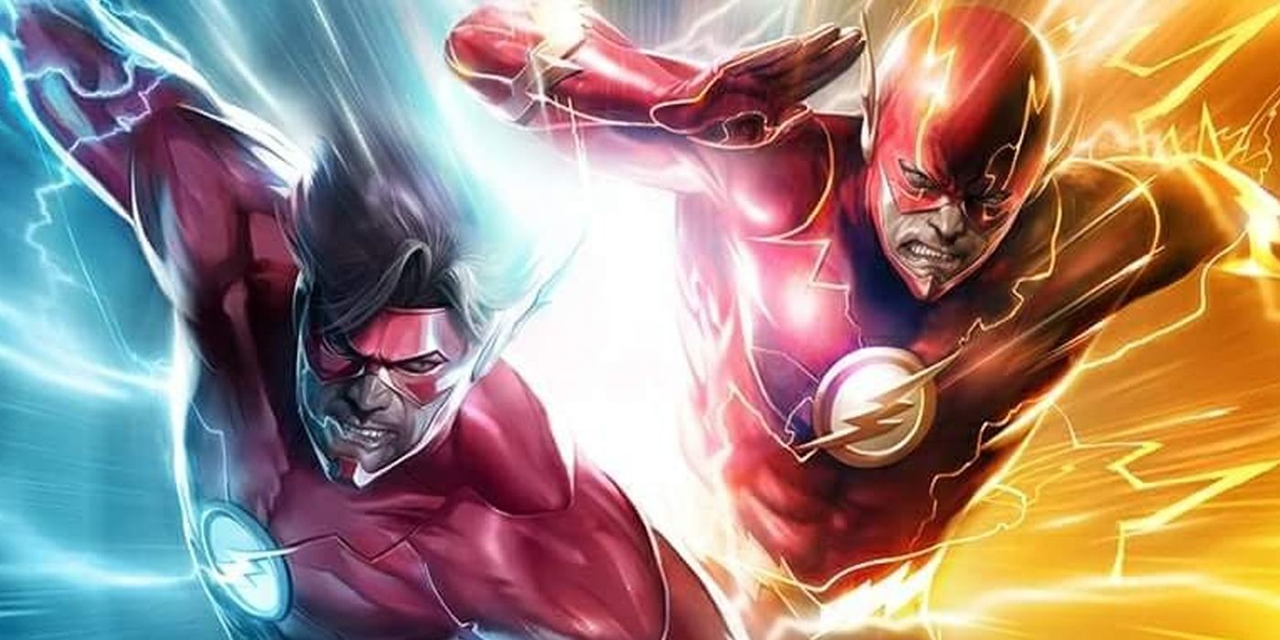 The Flash: DC's Fastest Speedsters, Officially Ranked   CBR