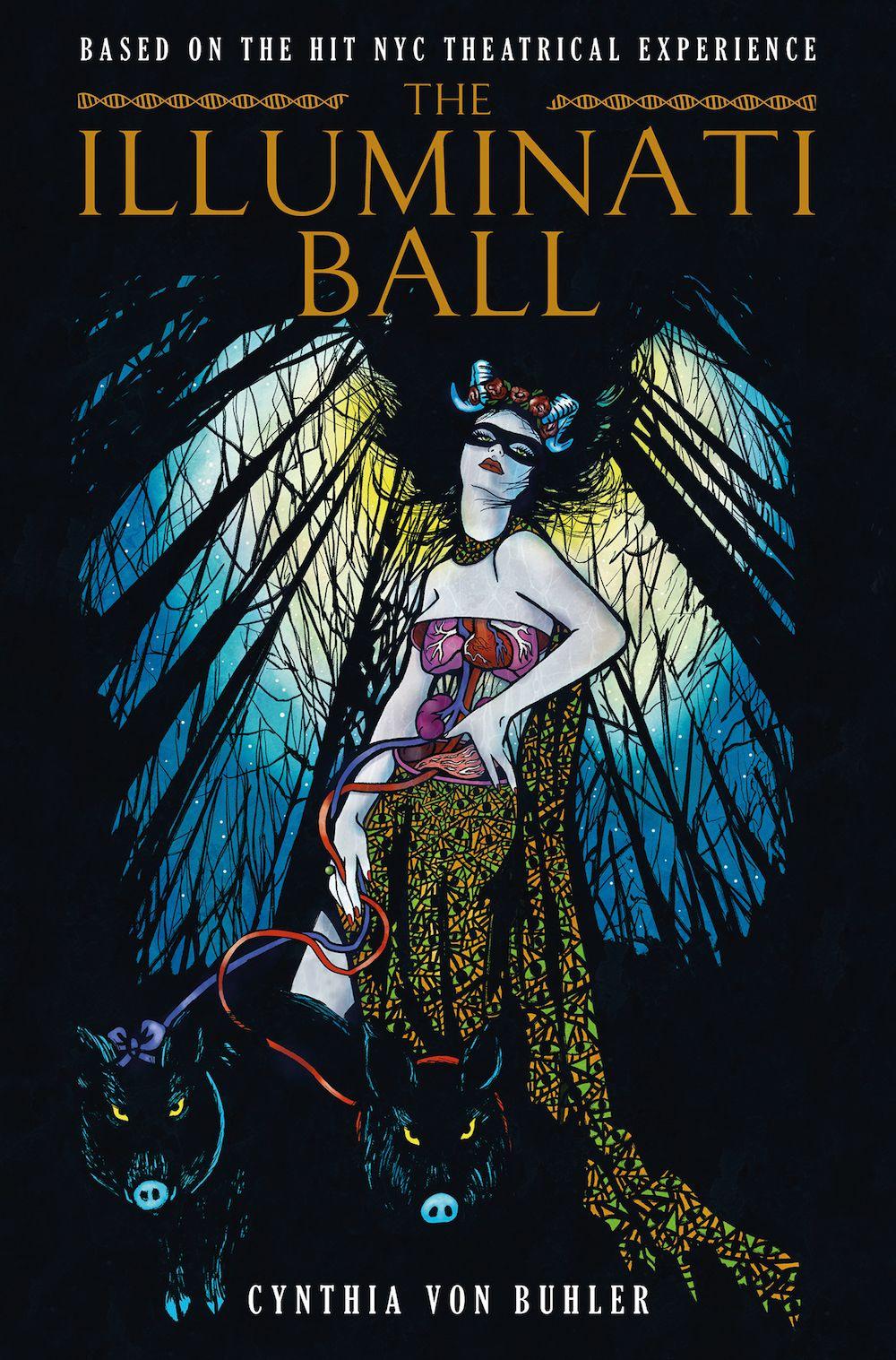 PREVIEW: The Illuminati Ball | CBR