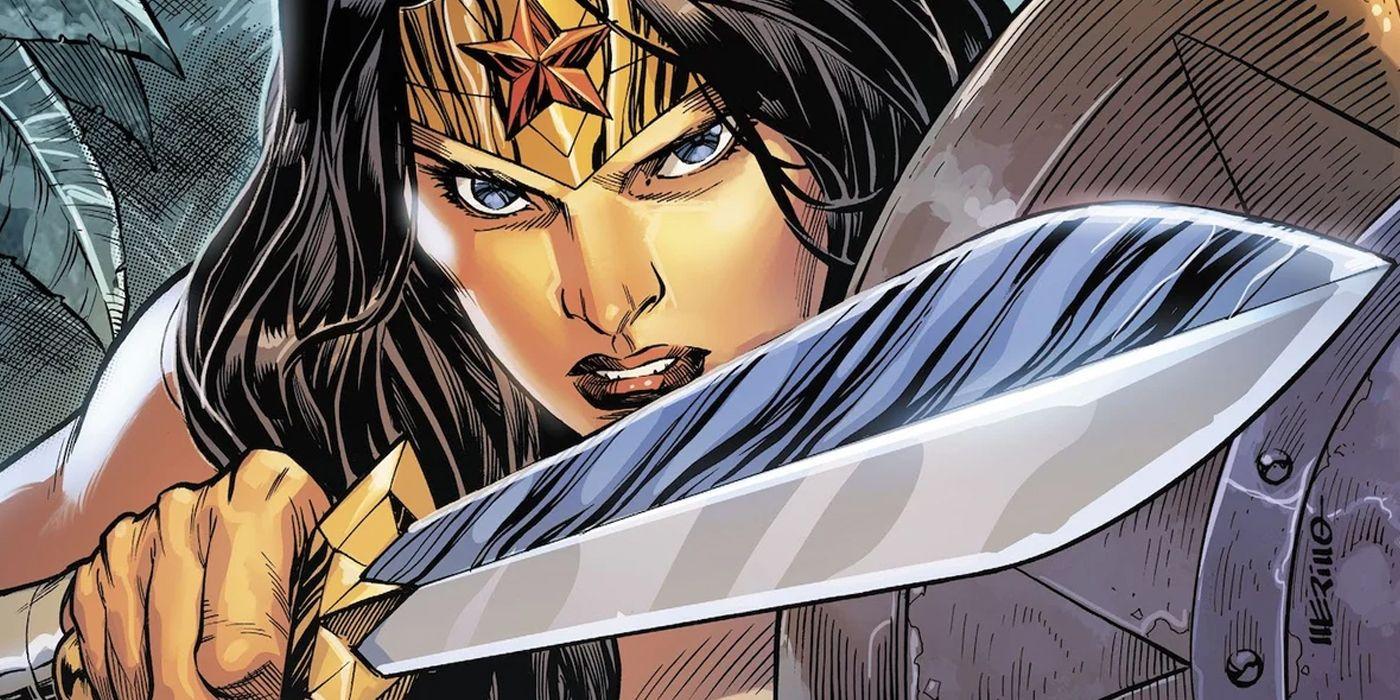 Wonder Woman: What is the God Killer Sword? | CBR