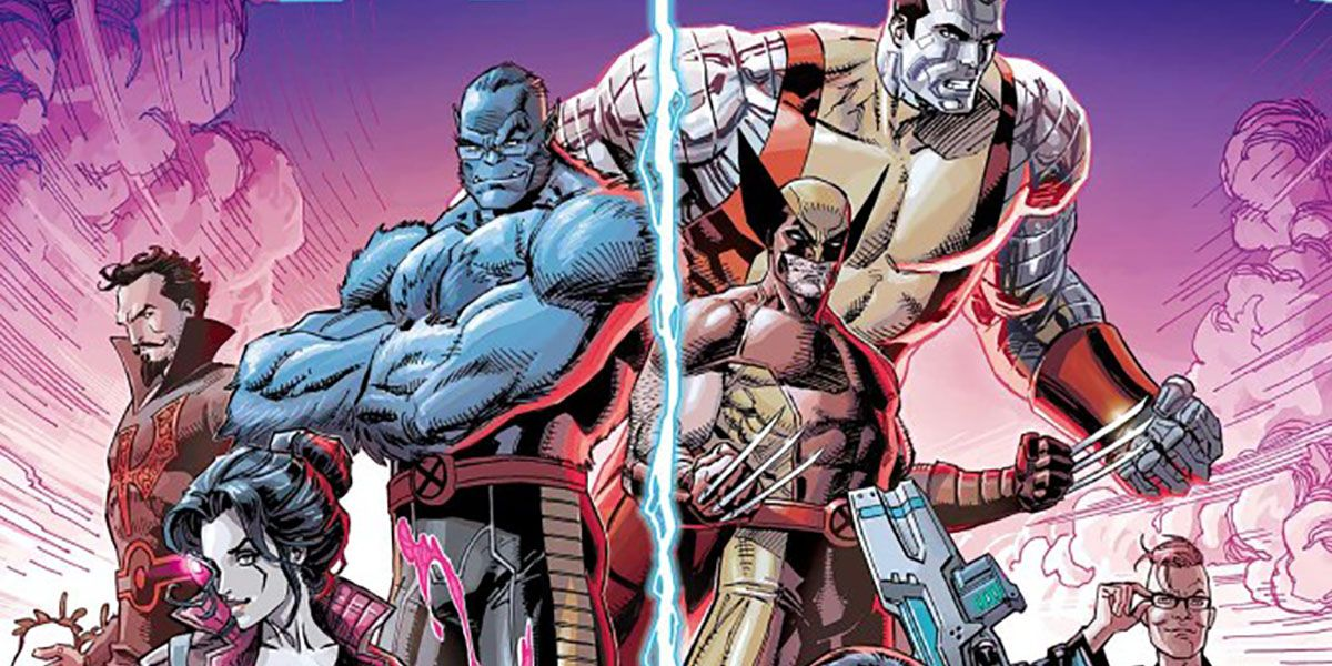 X-Force Writer on Why Wolverine and Beast Are Integral to the Team