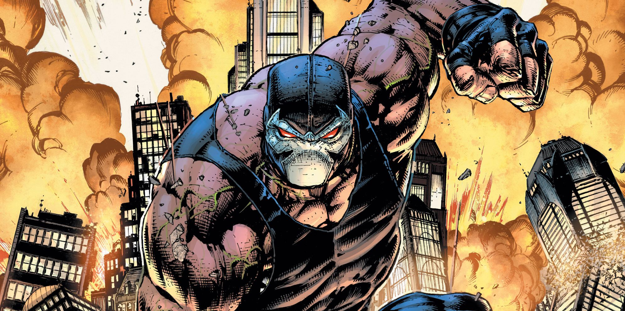 Batman's True Foe All This Time Hasn't Been Bane, It's Been His Father