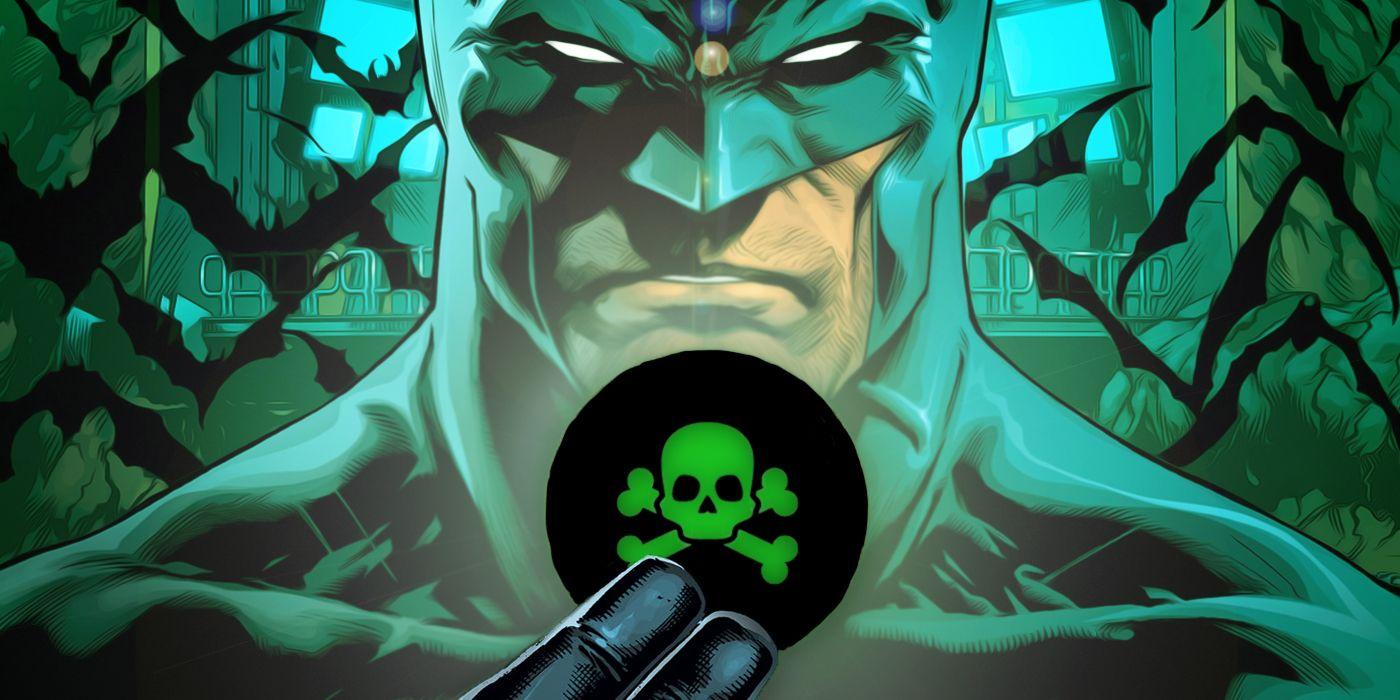 Robin Reveals Batman Has Kryptonite Hidden in the Batcave (Just in Case)
