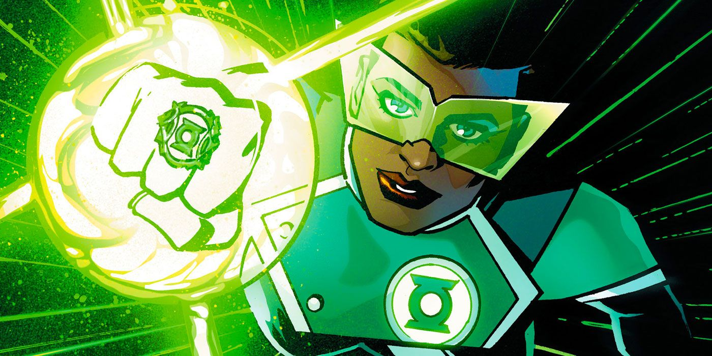 DC Introduces Its Newest Green Lantern in Far Sector Preview