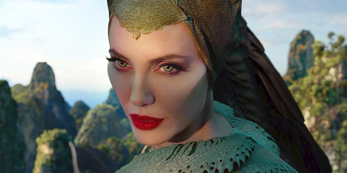 What Maleficent: Mistress of Evil Means to Angelina Jolie | CBR