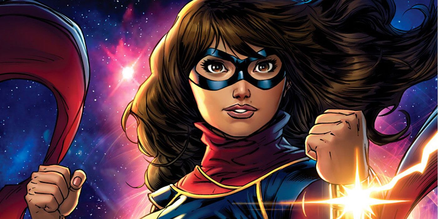 Ms Marvel Joins the Avengers As the Protagonist of Square Enix's Game