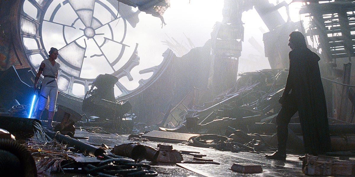 The Rise of Skywalker's Sith Throne Is a Star Wars Deep Cut | CBR