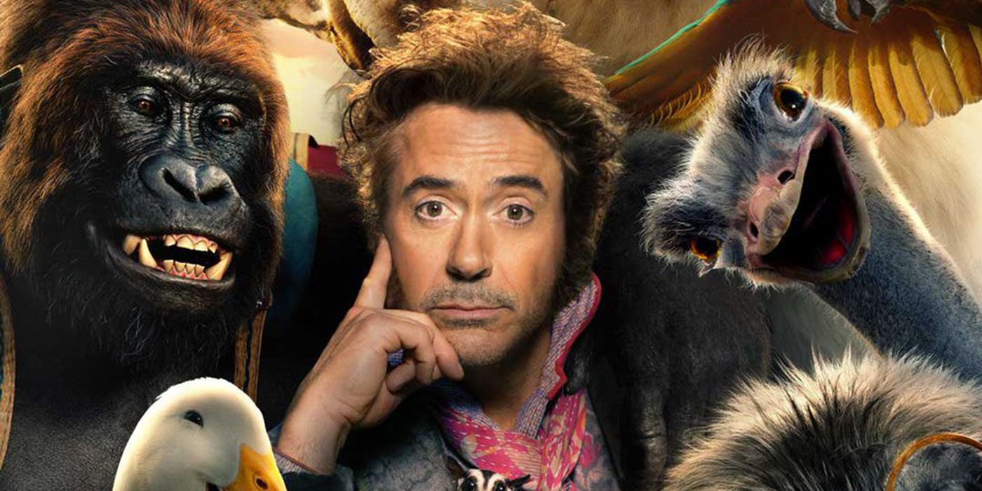 Robert Downey Jr.'s Dolittle Gets Star-Studded First Trailer