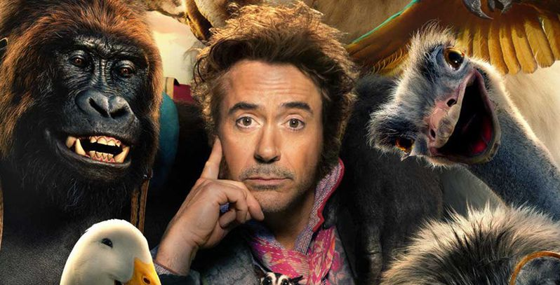 Robert Downey Jr.'s Dolittle Has a New Trailer Featuring … a Dragon?!